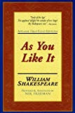 As You Like It: Applause First Folio Editions (Folio Texts)