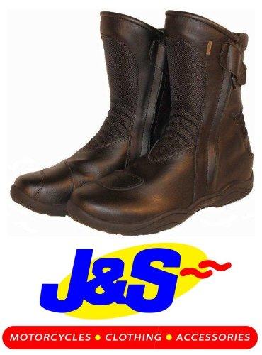 FRANK THOMAS FTH20310 AQUA SPIRIT per stivali impermeabile scarpe da Nero J&S