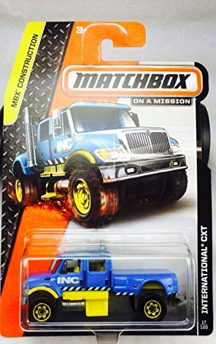 2014 Matchbox MBX Construction - International CXT - 1