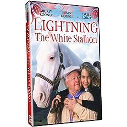 Lightning, The White Stallion