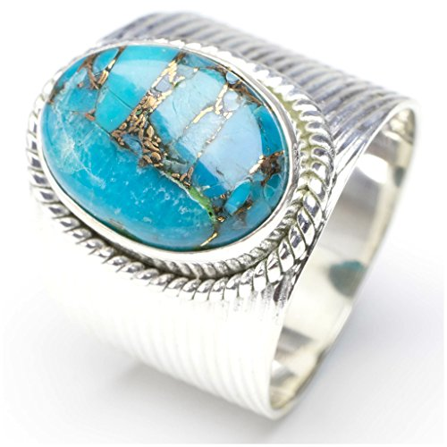 stargemstm-natural-copper-turquoise-unique-design-925-sterling-silver-ring-us-size-675