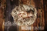 Curly Faux Fur Newborn Photo Props - Rocky Road Photography Props, Flokati Wool, Fur, Faux Fur Photography Prop, Fabric, Basket Stuffer