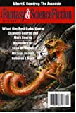 The Magazine of Fantasy & Science Fiction March/April 2013
