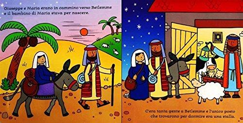 La notte di Natale (Carezza i libri)