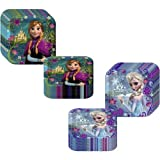Disney Frozen Party Cake/Dessert Plates - 24 Guests