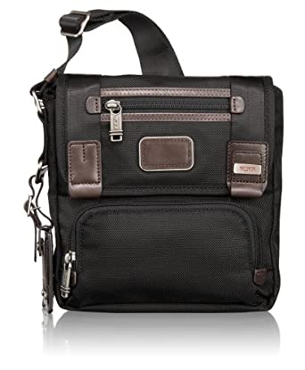 (再降)Tumi 阿尔法系列通勤邮差包Alpha Bravo Day Barslow Cross Body Bag $132