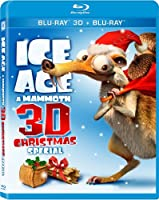 Ice Age: A Mammoth Christmas Special 3D (Blu-ray 3D + Blu-ray) from 20th Century Fox