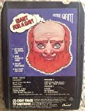 GENTLE GIANT Giant For A Day 8 Track Tape RARE