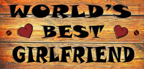 Wooden Funny Sign Wall Plaque Gift Present World's