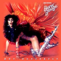 HOT BUTTERFLY (EXPANDED EDITION)