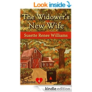 The Widower's New Wife - Volume 4 (Short Story Serial): A Real Family (Amish Fiction Books, Amish Romance)