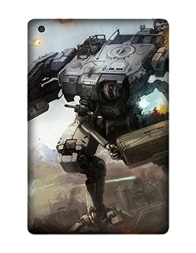 Game MechWarrior Pattern Soft TPU Case for Ipad Pro