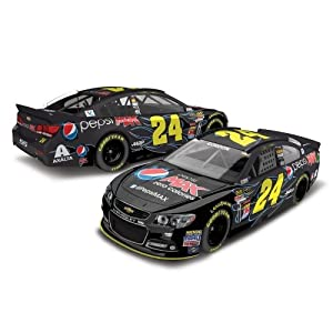Jeff Gordon #24 Pepsi Max 2014 Chevrelot SS NASCAR Diecast Car, 1:64 Scale