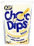 Kp White Choc Dips 32 G (pack Of 12)