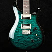 PRS SE Custom 24 Quilt Top Ltd Edition - Emerald Green with Gigbag - 2013