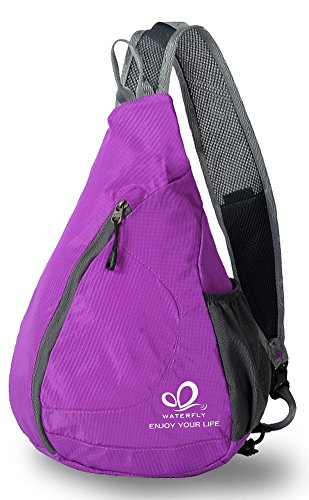 waterfly-packable-shoulder-backpack-sling-chest-crossbody-bag-cover-pack-rucksack-for-bicycle-sport-