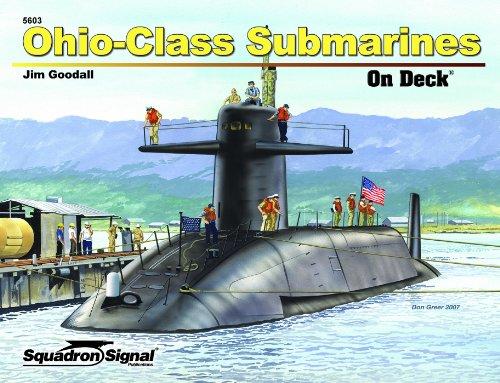 Ohio-Class Submarines(オハイオ級潜水艦) On Deck (ペーパーバック)