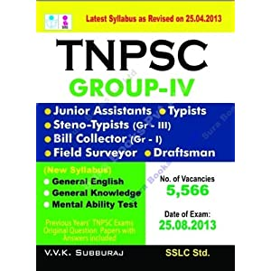 Tnpsc group 4 exam 2012 model question paper with answers