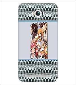 PrintDhaba Girls D-4275 Back Case Cover for ASUS ZENFONE MAX ZC550KL (Multi-Coloured)