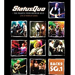 Live on Stage: Frantic Four Tour [Blu-ray]