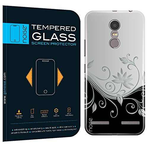 online store 04fe4 47283 Phone Lenovo K6 Power Case, Noise Shop Combo Offer Hard Cover Printed  Design High Impact Defender Case, Includes Tempered Glass Screen Protector  for ...