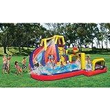 Spring & Summer Toys Banzai Aqua Sports Inflatable Water Park