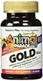 SOL Animal Parade Gold-Children's Multi-Vitamin & Mineral Assorted Flavors Natur