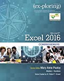 img - for Exploring Microsoft Office Excel 2016 Comprehensive (Exploring for Office 2016 Series) book / textbook / text book