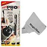 LensPen MinPRO II (Small Size) and MagicFiber Microfiber Lens Cleaning Cloth