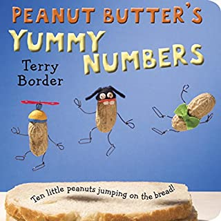 Book Cover: Peanut Butter's Yummy Numbers