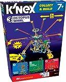 K'nex Amusement Park Series Octopus Ride