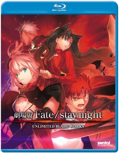 Fate / Stay Night Unlimited Blade Works [Blu-ray] [Import]