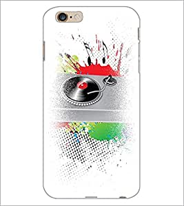 PrintDhaba Quote D-4945 Back Case Cover for APPLE IPHONE 6S (Multi-Coloured)