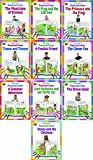 Read and Colour Series - Set of 10 Titles