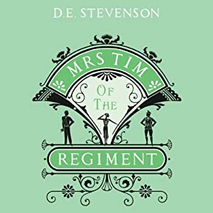 Mrs. Tim of the Regiment Audiobook