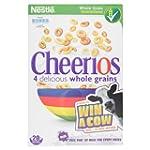 Cheerios Delicious Crunchy Wholegrain...