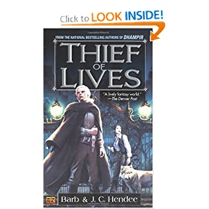 Thief of Lives - Barb Hendee,J.C. Hendee