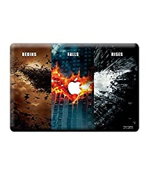 Batman Trilogy - Skin for Macbook Pro 15