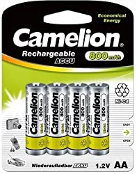 Camelion NC-AA800BP4 Rechargeable Battery