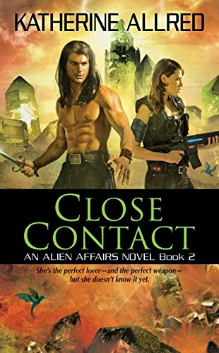 Image of Close Contact (Alien Affairs)