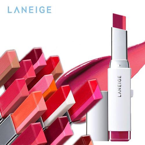 ラネージュ(LANEIGE)ツートーンリップバー(Two tone lip bar)2g カラー:2号 レッドブロッサム