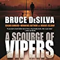 A Scourge of Vipers Audiobook by Bruce DeSilva Narrated by Jeff Woodman