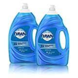 Dawn Dish Soap, Ultra Dishwashing Liquid, Original Scent, 56 Fl Oz, 2 Count