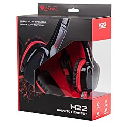 GAMING HEADSET NATEC GENESIS H22 (GAMING) Stereo Gaming Headset for PC Laptop tablet