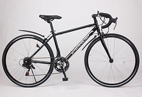 21Technology 700cロードバイク CL27-700 シマノ14段変速 (700ブラック)