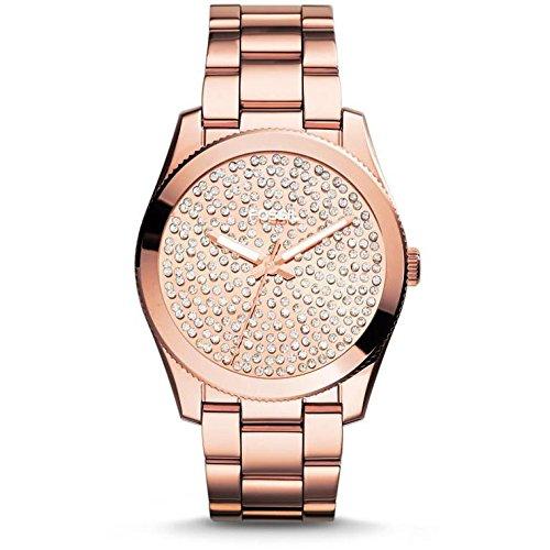 Fossil ES3690 - Reloj para mujeres color oro rosa