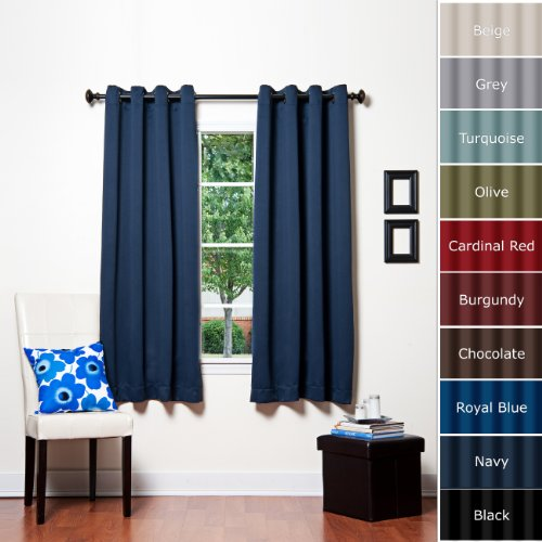Curtains 63 length 2
