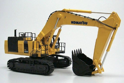 KYOSHO Komatsu 1/50 IRC Construction Machinery Hydraulic Excavator Shovel High-grade Band B PC1250-8 HG Radio Control