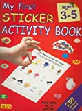 My First Sticker Activity Book - Ages 3-5