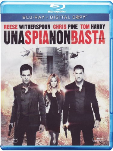 Una spia non basta (digital copy) [Blu-ray] [IT Import]